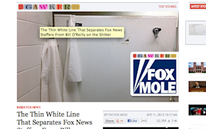 Fox News Nabs the Gawker Mole