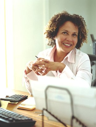 Menopause symptoms don't have to get in the way of your job performance.