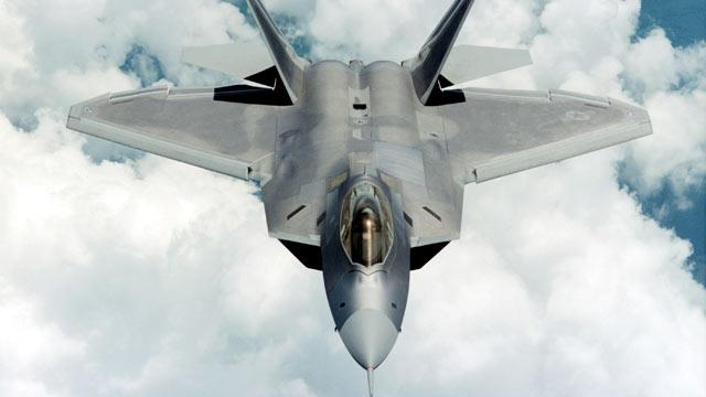 F-22 Raptor Crash Not Likely Related to Oxygen Problems: Air Force