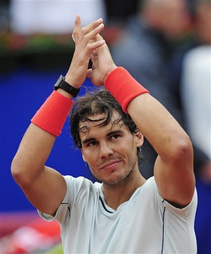 Nadal beats Almagro to win 8th Barcelona Open