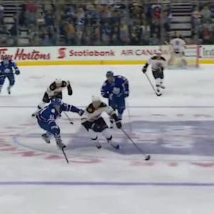 Bruins at Maple Leafs / Game Highlights
