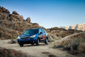 Subaru Forester Scores Second Motor Trend Sport/Utility Of The Year® Win