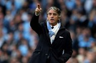 Mancini supporting Manchester United in Champions League