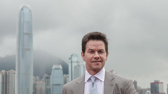 "Mark Wahlberg is currently in theaters in ""Transformers: Age of Extinction."""