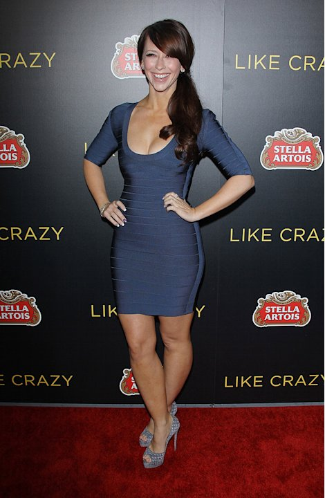 Like Crazy LA premiere 2011 Jennifer Love Hewitt