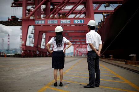 Chinese trade data shows signs of industrial recovery but protectionist Trump clouds 2017