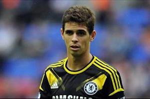 Oscar: I will have adapted at Chelsea within a month