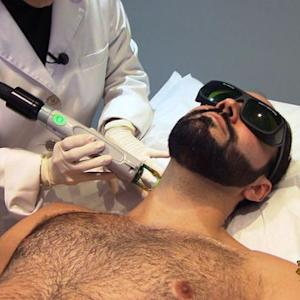 The art of manscaping