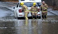 Flooding: Weather Warnings As Britain Mops Up