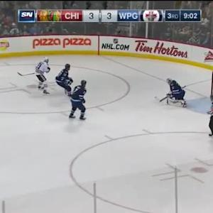Ondrej Pavelec Save on Brad Richards (10:58/3rd)