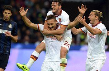 Garcia: Totti one of the best in history