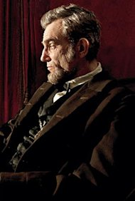 Daniel Day-Lewis come Abramo Lincoln
