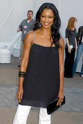 Garcelle Beauvais-Nilon at the Universal City premiere of Universal Pictures' The Perfect Man