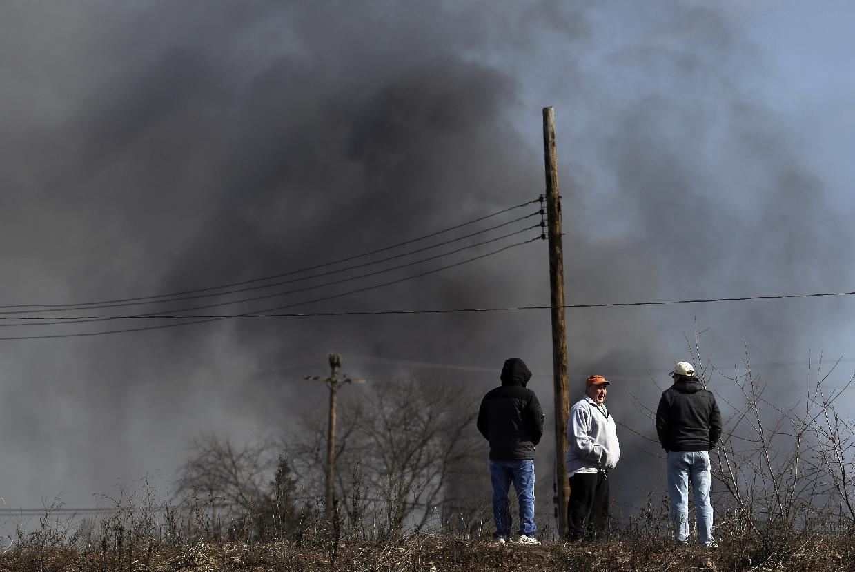 Huge New Jersey fire that burned for 20 hours is contained