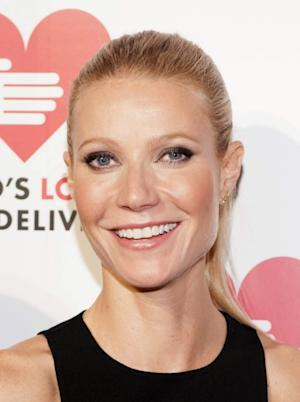 Gwyneth Paltrow attends the Michael Kors- Golden Heart Gala at Cunard Building on October 15, 2012 in New York City -- Getty Images