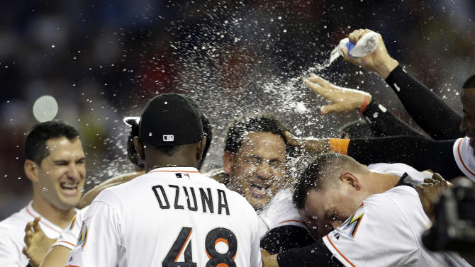 Marlins' Alvarez throws no-hitter against Tigers