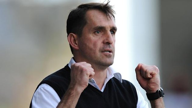 Manager Martin Allen