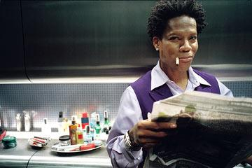 D.L. Hughley in MGM's Soul Plane