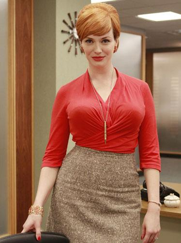 2008: Christina Hendricks