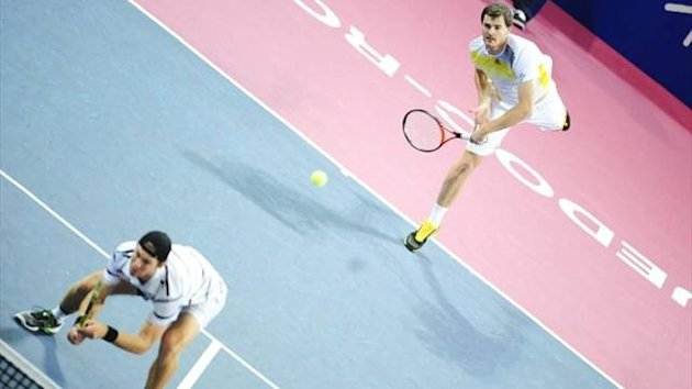 Jamie Murray and John Peers (IMAGO