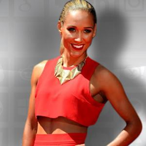 "Olympian Lolo Jones' Less Than Stellar ""Dancing"" Debut"