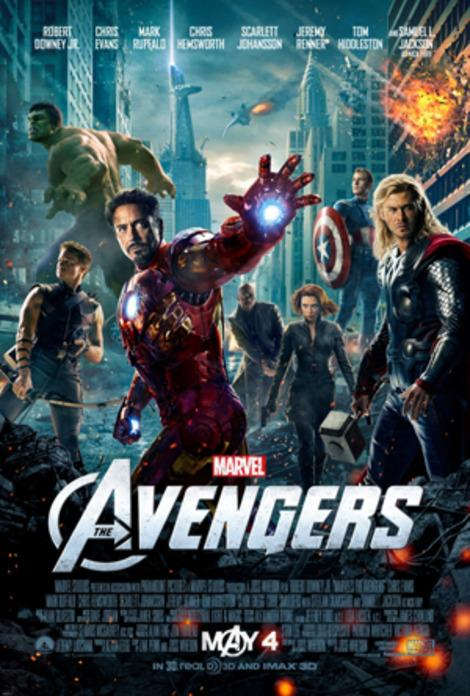 Blu-ray Review: 'The Avengers' (2012)
