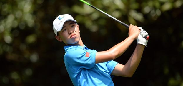 Notebook: Guan impresses veterans with poise