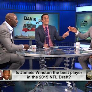 Is Winston the best player in the draft?