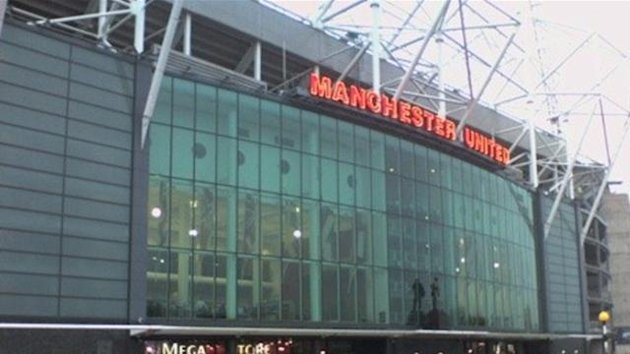 2011 Old Trafford exterieur