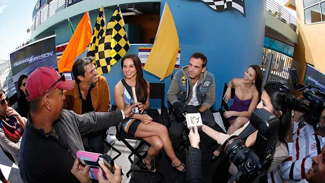UNIVISION to debut NASCAR-themed novela