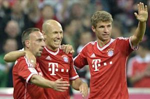 Thomas Muller: Bayern won't be complacent against Arsenal