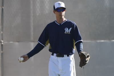 Brewers to hire Craig Counsell as new manager, according to report