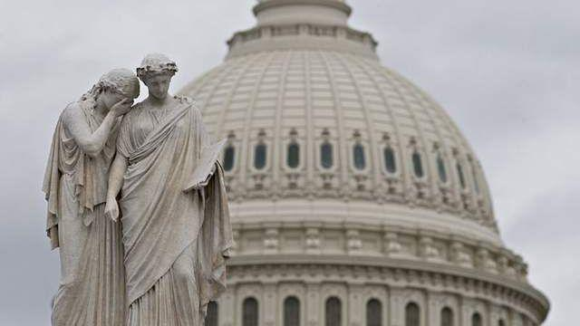 'Fiscal cliff' deal filled with wasteful government spending