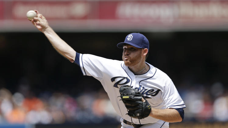 Padres, Kennedy get past Giants 4-1
