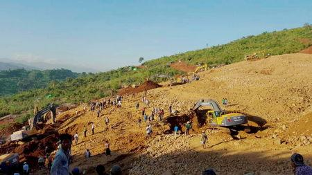 New Myanmar government to tighten safety after jade mine disaster