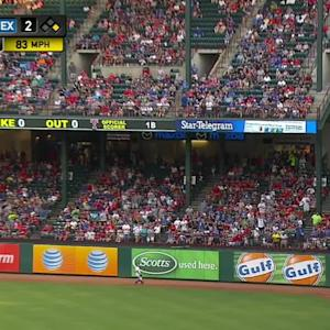 Gregorius' two-run homer