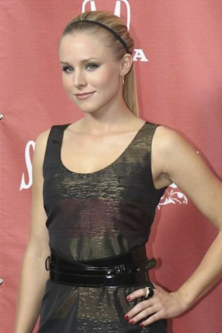 Kristen Bell is pregnant!