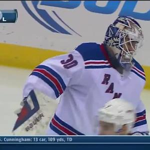 NY Rangers Rangers at Tampa Bay Lightning - 11/25/2013