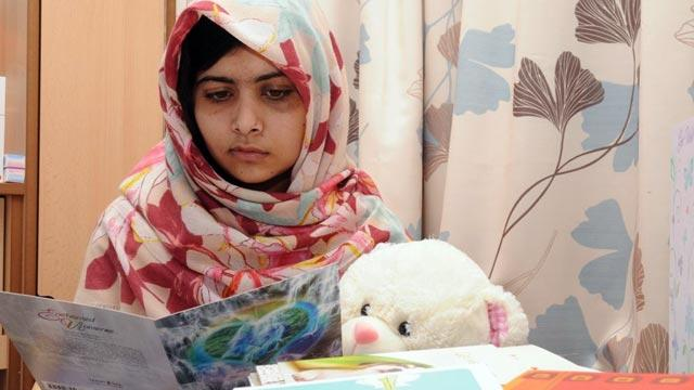 Malala Grateful for Her 'Second Life'