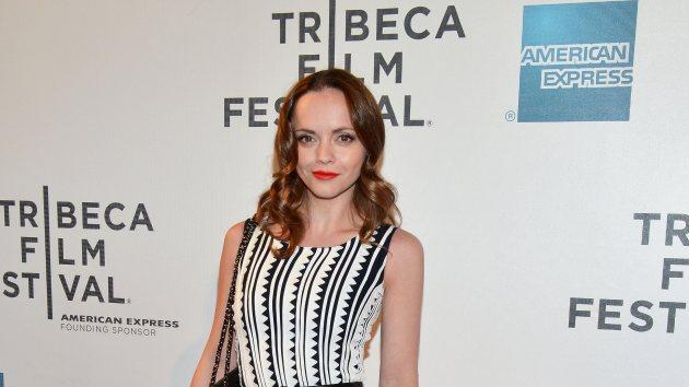 Christina Ricci attends the 'The Smurfs' Family Festival Screening during the 2013 Tribeca Film Festival on April 27, 2013 in New York City -- Getty Images