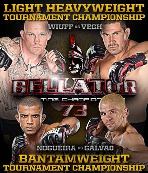 Bellator 73 Results: Atilla Vegh and Marcos Galvao Earn Title Shots