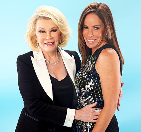 "Melissa Rivers Remembers Mom Joan on the Anniversary of Her Death: ""It's Been Difficult"""