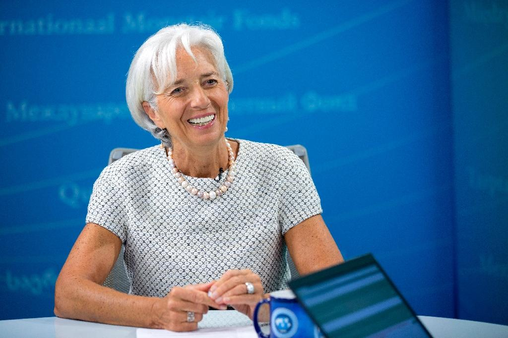 IMF chief Lagarde to visit Indonesia next week