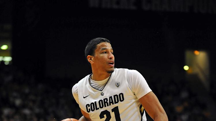NCAA Basketball: Stanford at Colorado