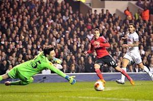 Tottenham 1-3 Benfica: Luisao double piles more misery on Sherwood