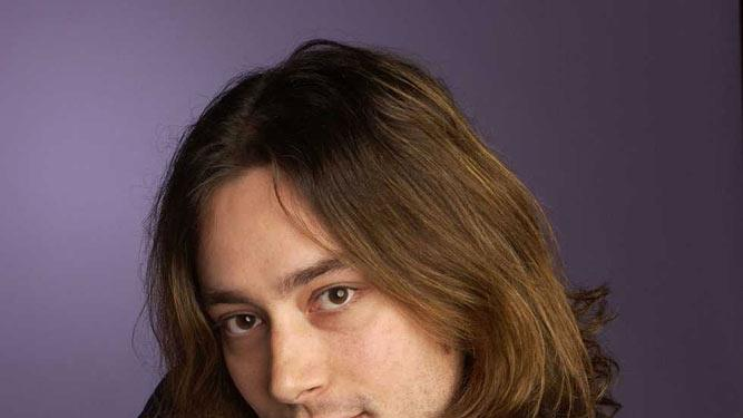 "Constantine Maroulis from New York, NY. is one of the contestants on Season 4 of ""American Idol."""