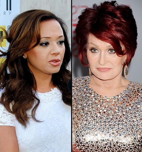 Leah Remini: I Was Fired From The Talk Because of Sharon Osbourne!