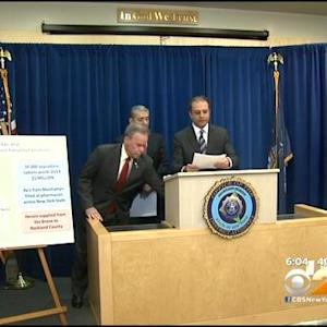 29 Charged In Alleged Rockland County Drug Trafficking Ring