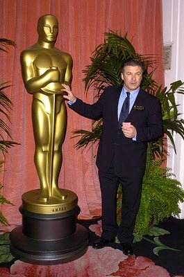 Alec Baldwin Best Supporting Actor Nominee The Cooler 76th Academy Awards Luncheon 2/4/2004
