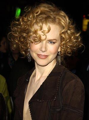 Nicole Kidman at the LA premiere of Paramount Pictures and Miramax Films' The Hours